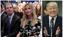 Two of Trump's Children Can't Vote for Their Father in the New York Primary