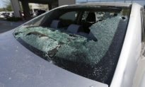 Video: Insane Baseball-Sized Hailstorm Rips Through Texas
