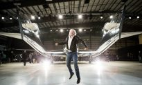 Virgin Galactic Back in the Space Race