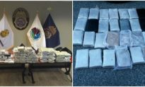 Drug Bust Nets $2.4 Million in Cash and Over 30 Kilos of Cocaine