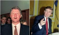 Playing Golf, Sending Christmas Cards–Things Used to Look Very Different Between Clinton and Trump