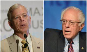 CEO of Verizon Finds Bernie Sanders 'Contemptible' as Sanders Joins Picket Lines