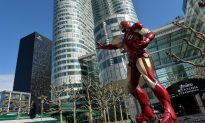 Marvel's Iron Man Will Soon Be a Woman