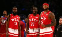 NBA Is First Major Sports League to Allow Corporate Advertising on Jerseys