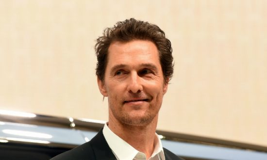 Matthew McConaughey Has a Doppelgänger From a Different Era
