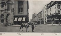A Photographer in 1911 Captured New York's Fifth Avenue Like 'Google Street View'