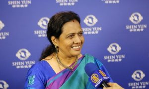 Foundation Members Travel From India to Taiwan to See Shen Yun
