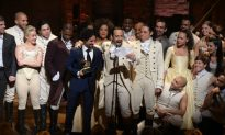 'Hamilton' Dominates With 16 Tony Award Nominations