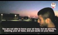 Video: Turkish Men Attempt to Put Bag Over US Soldier's Head