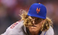 Noah Syndergaard: Mets Pitcher's Fastball Leaves Imprint of Necklace on Catcher's Chest