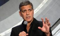 George Clooney Covers Esquire for First Time as Married Man
