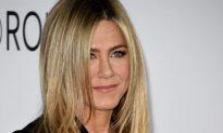 Jennifer Aniston Named Most Beautiful Woman by 'People'