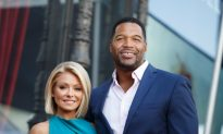 Michael Strahan Says Goodbye to 'LIVE!' Viewers