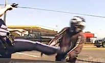 State of Oregon Told to Pay $318,000 in Legal Fees to Motorcyclist Who Was Kicked in Chest
