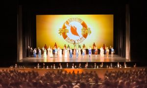 Japanese Professor: I Am Truly Touched by Shen Yun