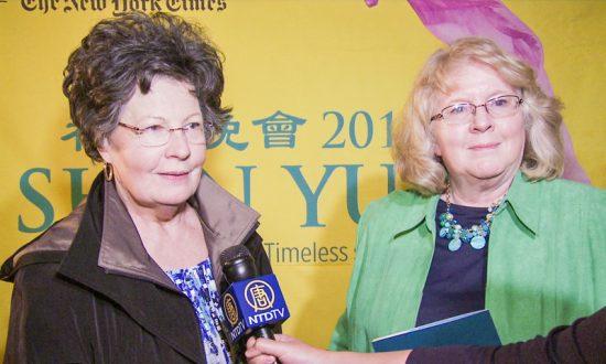 Shen Yun Is Outstanding, Amazing, Stunning, Educational