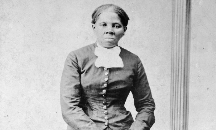 Harriet Tubman in the 1860s. Tubman will replace Andrew Jackson on the $20 bill, making her the first woman on U.S. paper currency in 100 years. (H.B. Lindsley/Library of Congress via AP)