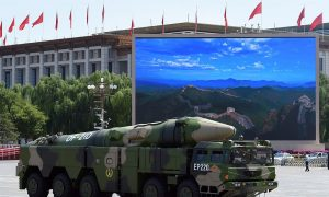 China Tests Nuclear Missile That Can Strike All Parts of the United States