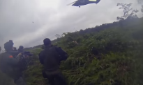 Video Shows Colombian Commandos Capturing Drug Kingpin in Jungle Firefight