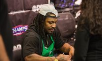 Retired NFL Running Back Marshawn Lynch Builds School in Haiti With Current NFL Players