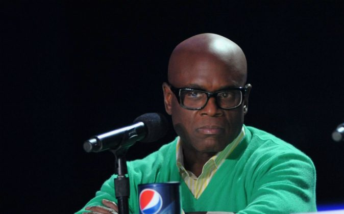 Judge L.A. Reid attends The X Factor Press Conference at CBS Television City on December 19, 2011 in Los Angeles, California. (Photo by Mark Davis/Getty Images)