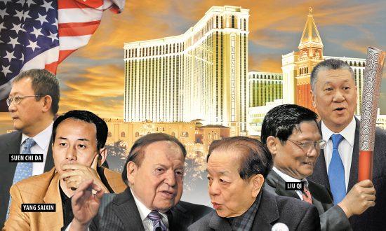 CCP's Overseas Bribery Revealed as US Fines Las Vegas Sands
