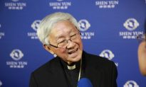 Hong Kong Cardinal Rejoices at Seeing Shen Yun in Taiwan