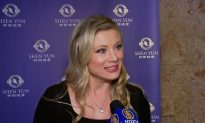 TV Host Stacey Simon: Shen Yun Imparts Important Values