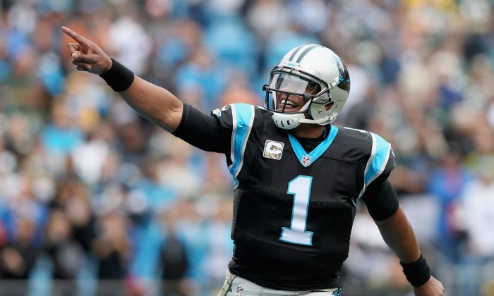 Reigning NFL MVP Cam Newton and the Carolina Panthers figure to be Super Bowl contenders again in 2016. (Streeter Lecka/Getty Images)
