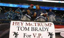 Trump: 'Leave Tom Brady Alone'