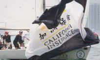 Maxi Soh and Crew Win California Insurance Match Racing Series