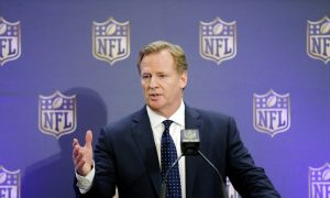 NFL Commissioner Roger Goodell Encourages Teams to Sign Colin Kaepernick