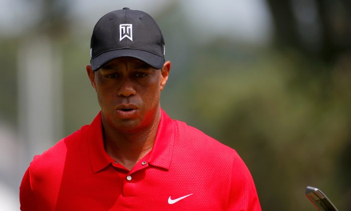 Former No. 1 player in the world and 14-time major champion Tiger Woods has won a tournament in more than two years. (Kevin C. Cox/Getty Images)