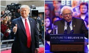Donald Trump Says Bernie Sanders Should Run as an Independent