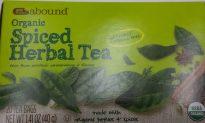 CVS Pharmacy Recalls Some 'Gold Emblem' Tea for Possible Salmonella