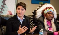 First Nations Leaders Call Meeting With Trudeau a Sign of Change, Hope