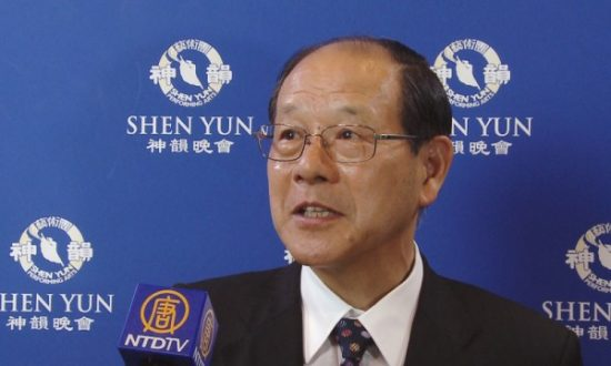 Japanese Entrepreneur Returns to See Shen Yun With 60 Friends