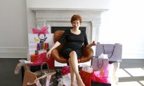 Sibylle's Style Diary: Cheryl Stern of 'Shoes and Baggage' on Being a Fashionable Shopaholic on and Off the Stage