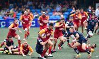 Rugby Spectacular at Hong Kong Football Club