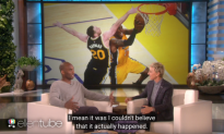 Kobe Bryant Sits With Ellen DeGeneres for First Interview Since Retirement