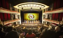 Shen Yun 'Gives me hope for humanity after all'