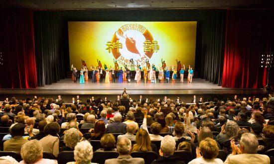 Shen Yun Theatergoers Felt 'a Spiritual Brotherhood and Sisterhood of Sharing'