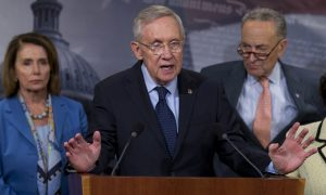 Harry Reid Warns Biden About Packing Supreme Court: 'Better Be Very, Very Careful'