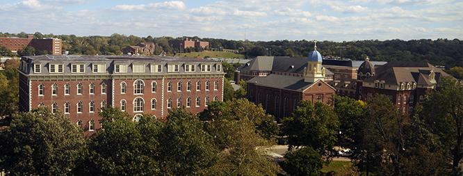 University of Dayton campus in Ohio. (Cfullam/CC BY-SA 3.0)