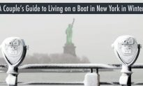 Watch: A Couple's Guide to Living on a Boat in Wintery New York