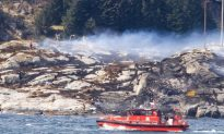 All 13 Aboard Helicopter Presumed Dead After Crash Near Norwegian City of Bergen