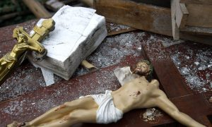 Destruction of Churches and Burial Alive the Latest Round in China's Anti-Christian Policy