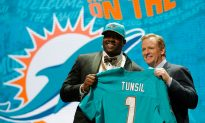Laremy Tunsil: Miami Dolphins Draft Pick Says He Accepted Money From Ole Miss Coaching Staff
