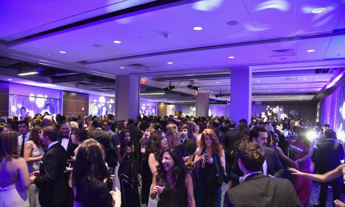 Guests attend the Yahoo News/ABC News White House Correspondents' Dinner Pre-Party at Washington Hilton on April 30, 2016 in Washington, DC. (Dimitrios Kambouris/Getty Images for Yahoo)