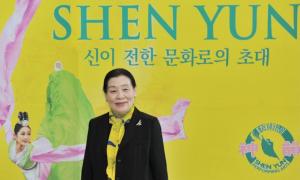 Korean Dance Teacher Finds Words Feeble to Express Her Emotion After Shen Yun